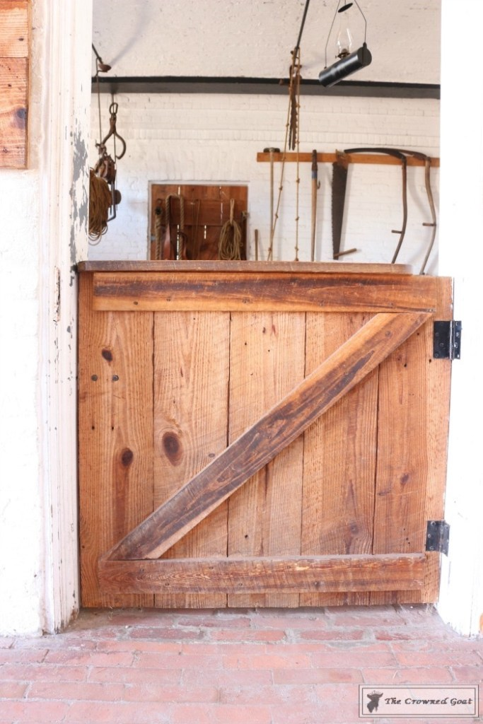 Decorating Secrets from Fort Clinch-16