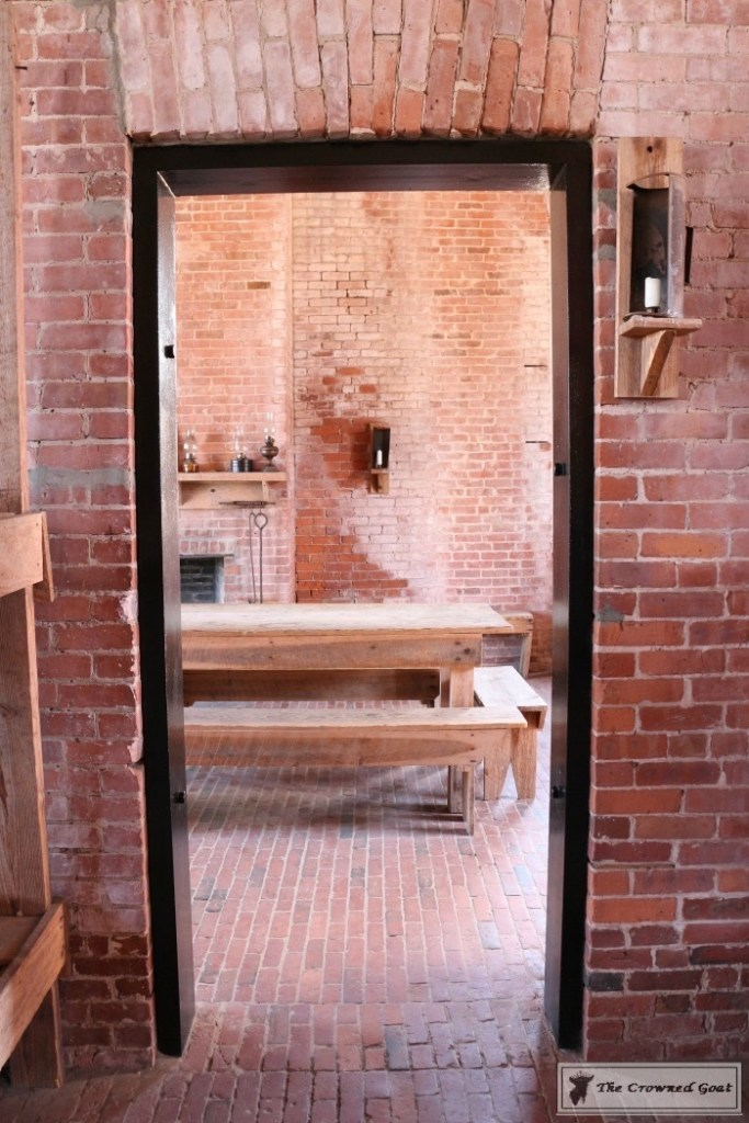 Decorating Secrets from Fort Clinch-5