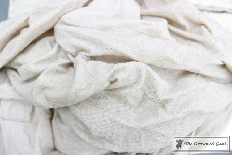 How to Dye a Canvas Drop Cloth-12