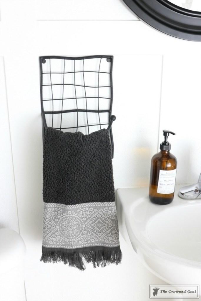 Adding Board and Batten to the Half Bathroom-10
