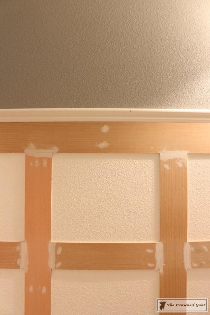 Adding Board and Batten to the Half Bathroom-8