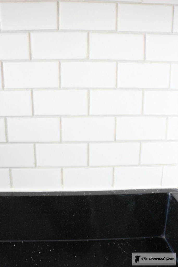 Easily Change the Color of Existing Grout-8