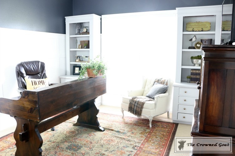 Home Office Makeover Reveal-The Crowned Goat-16