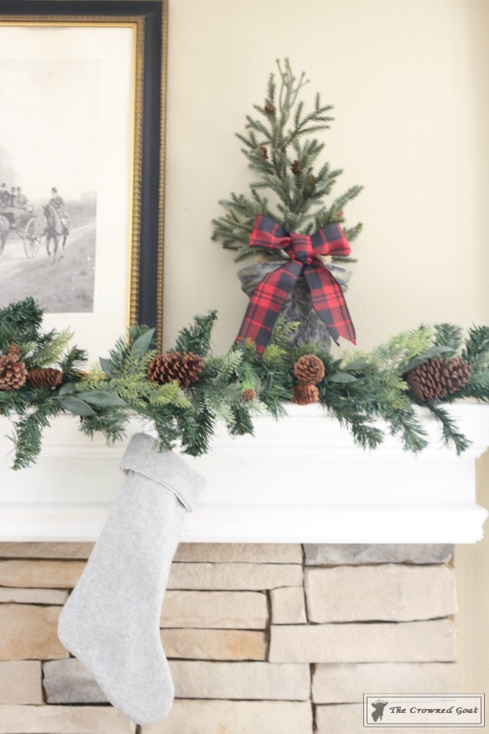 Christmas Inspiration in the Living Room
