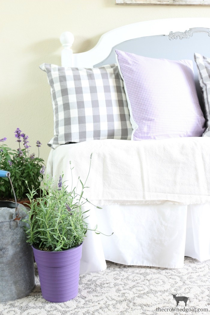 The Busy Girl's Guide to Summer Decorating: The Entry
