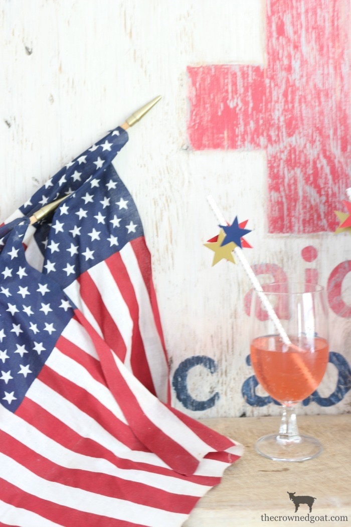 How to Make a Quick & Easy Patriotic Drink