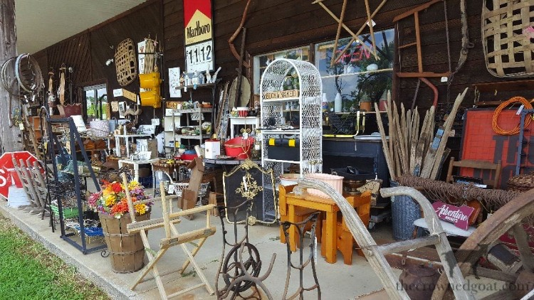Mountain Side Antiques