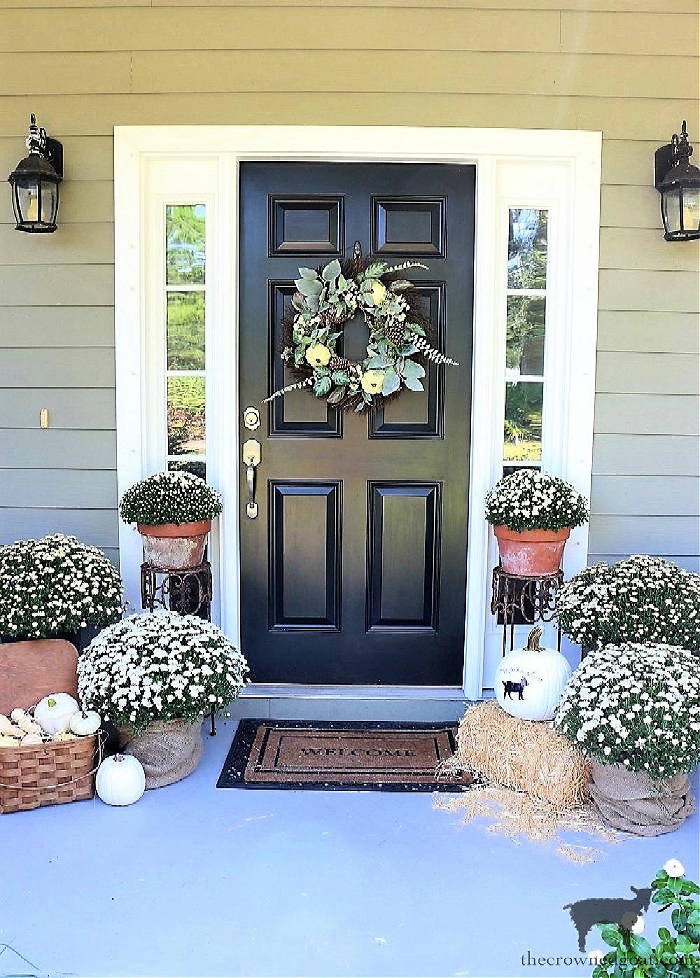 Fall Wreath Ideas Under $50