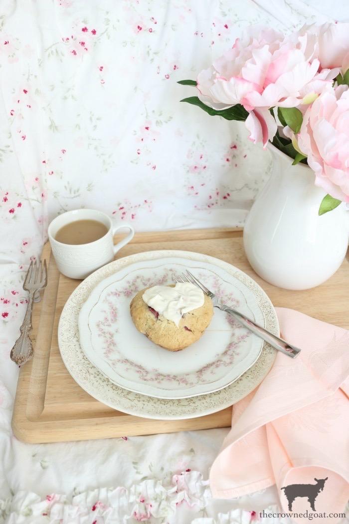 Strawberry Almond Scone Recipe