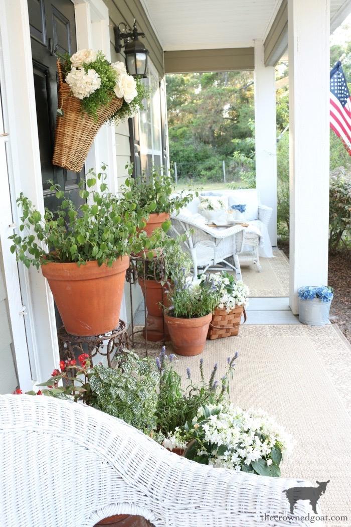 Spring into Summer Porch Tour and Blog Hop