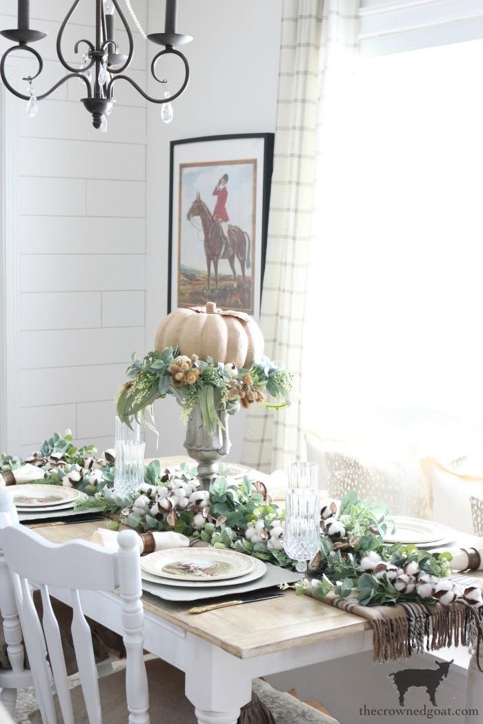 Easy Fall Tablescape Ideas