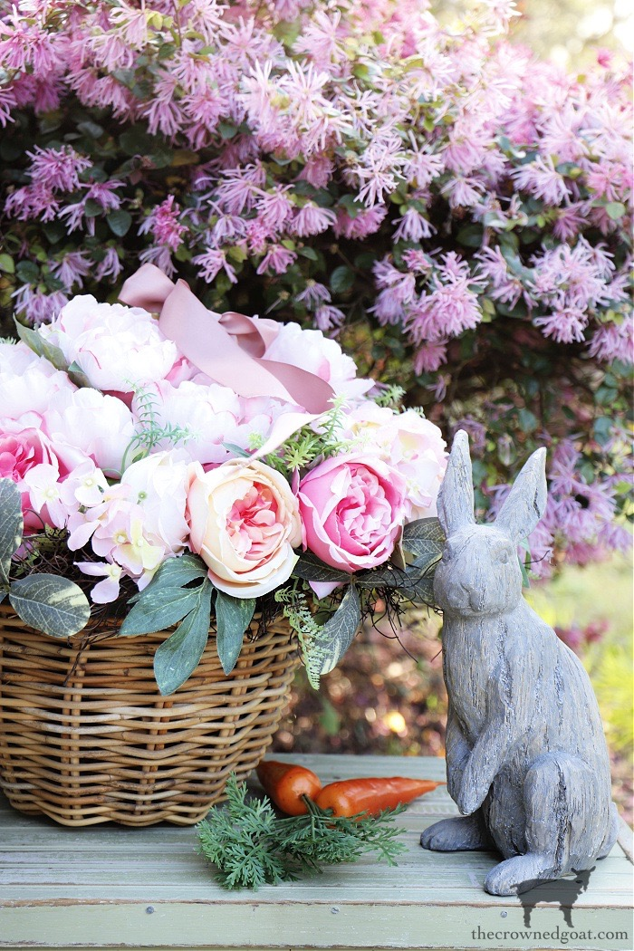 5 Ways to Style a Spring Basket
