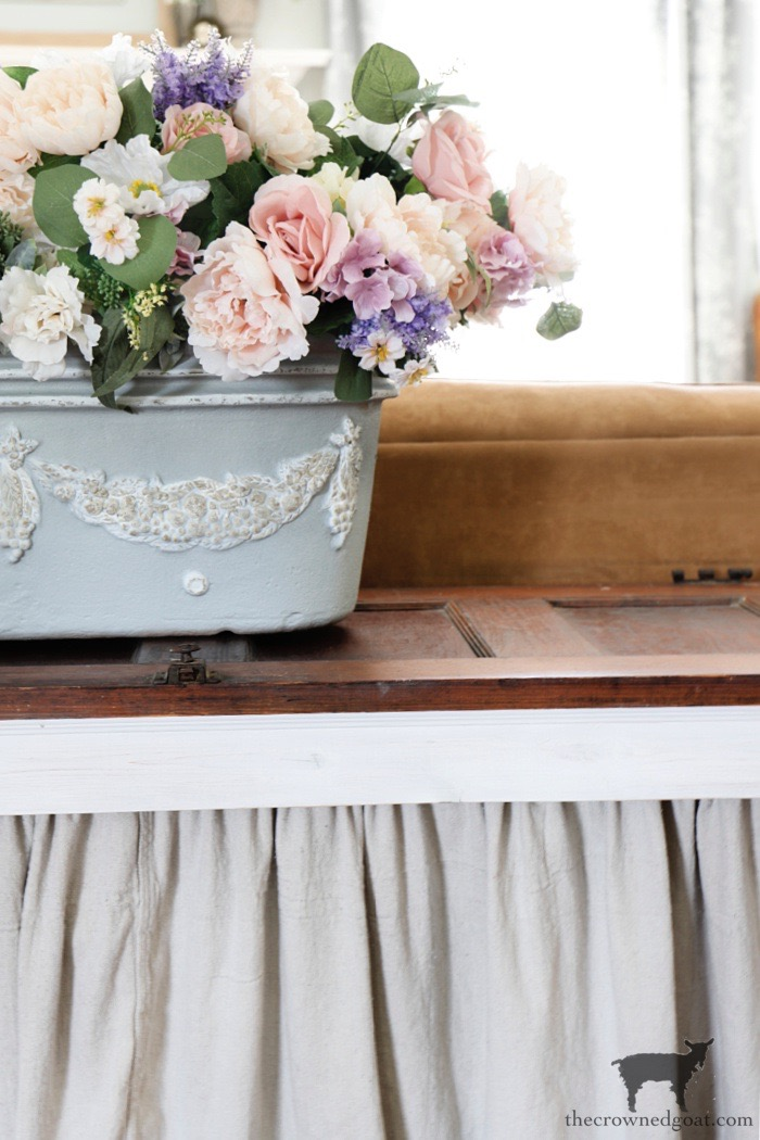 How to Create a Console Table from an Old Door