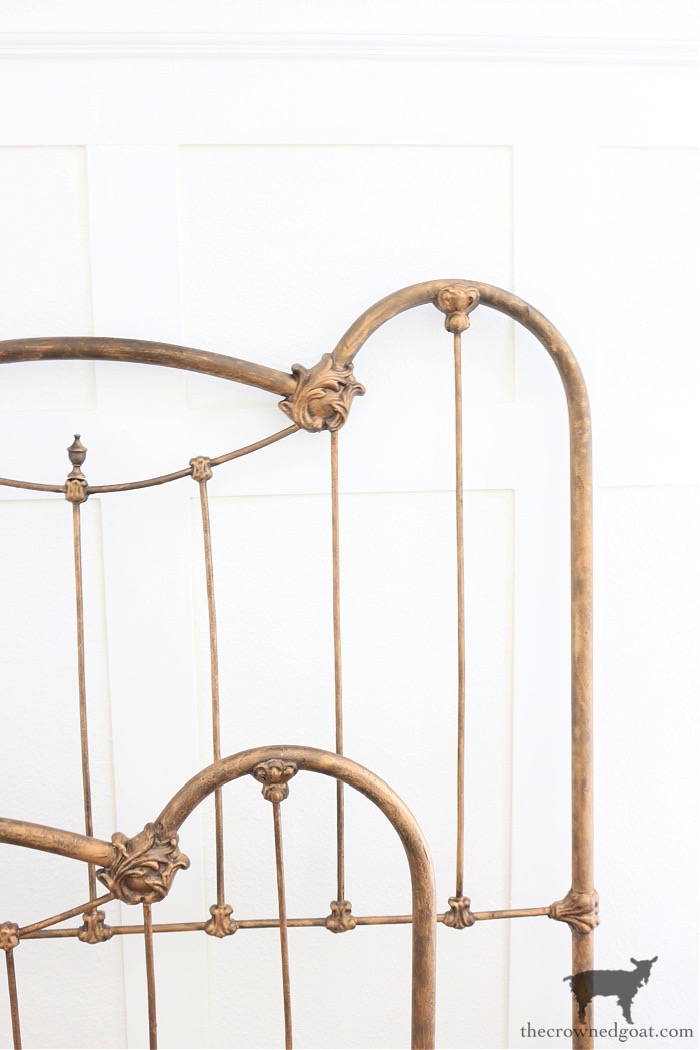 How to Add Patina to a Metal Bed