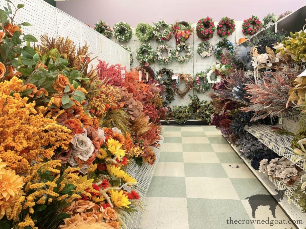 Fall Preview at Joanns-The Crowned Goat