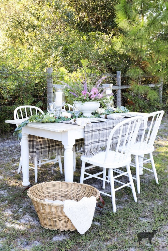 Feels Like Home Fall Tablescape-The Crowned Goat