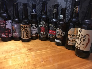 Scotsh...Beer!