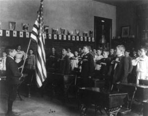 PledgeOfAllegiance1899