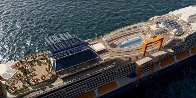 Celebrate Christmas 2018 On Board The New Celebrity Edge
