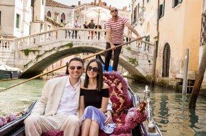 Couple Gondola Ride