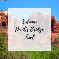 Sedona: Devil's Bridge Trail