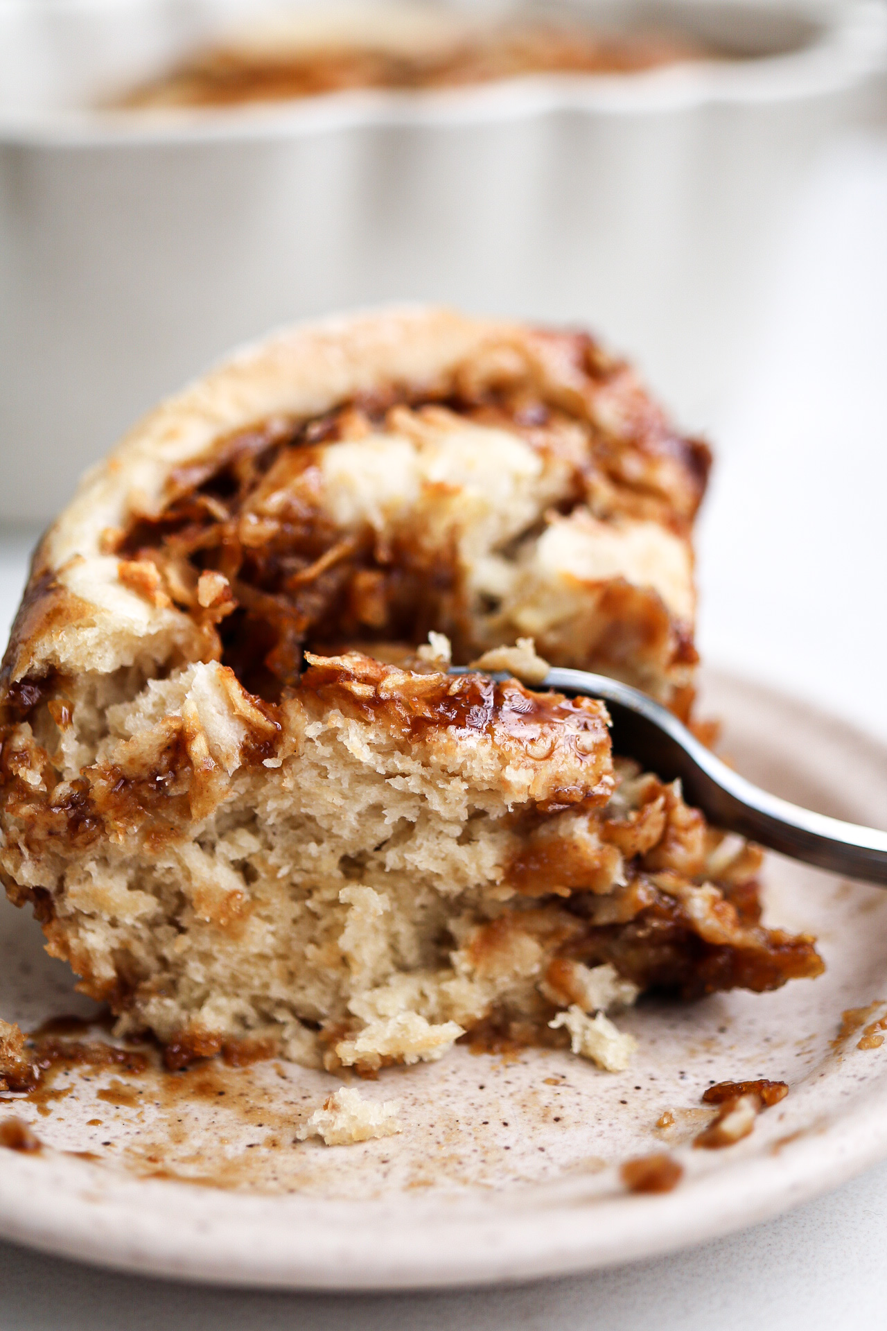 Apple Streusel Cinn Rolls