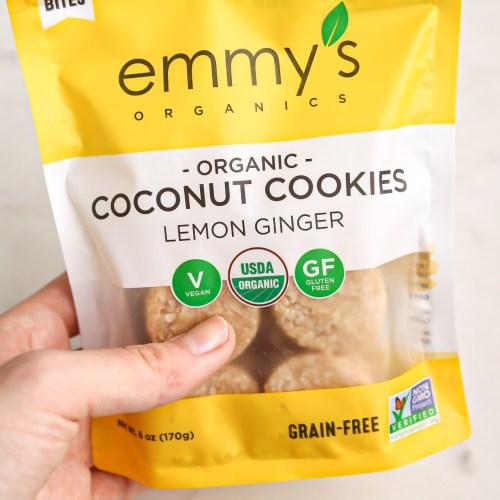 Lemon Ginger Emmy's