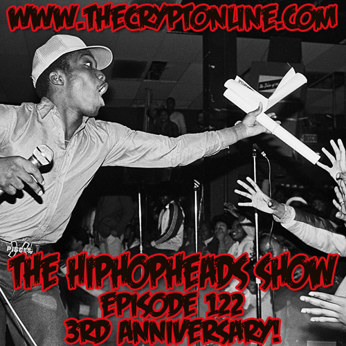 The HipHopHeads Podcast Episode 122