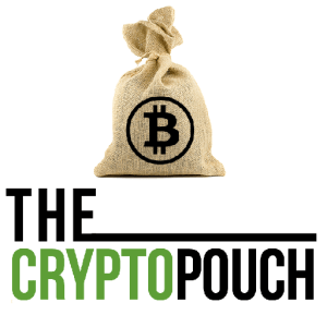 the crypto pouch icon