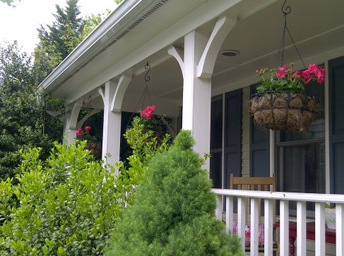 The C Sweet Front Porch