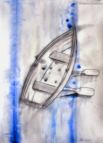 "From the series ""Tailor Boat"""
