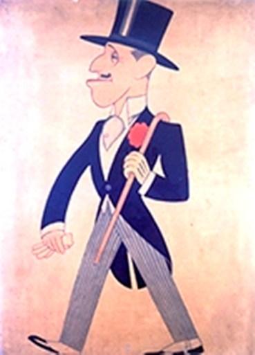Conrado Massaguer_Alfonso XIII