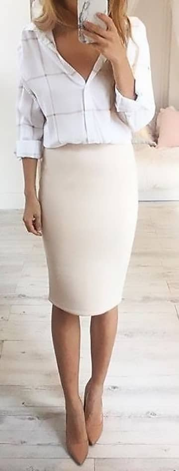 25c8c02339 29 Classy And Elegant Summer Outfits