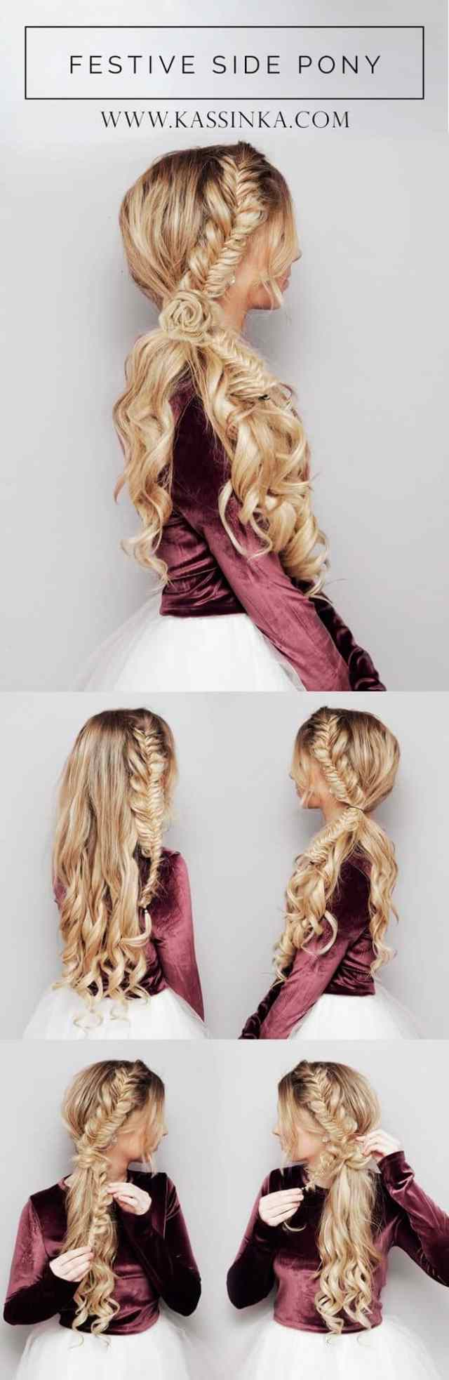 27 gorgeous wedding braid hairstyles for your big day