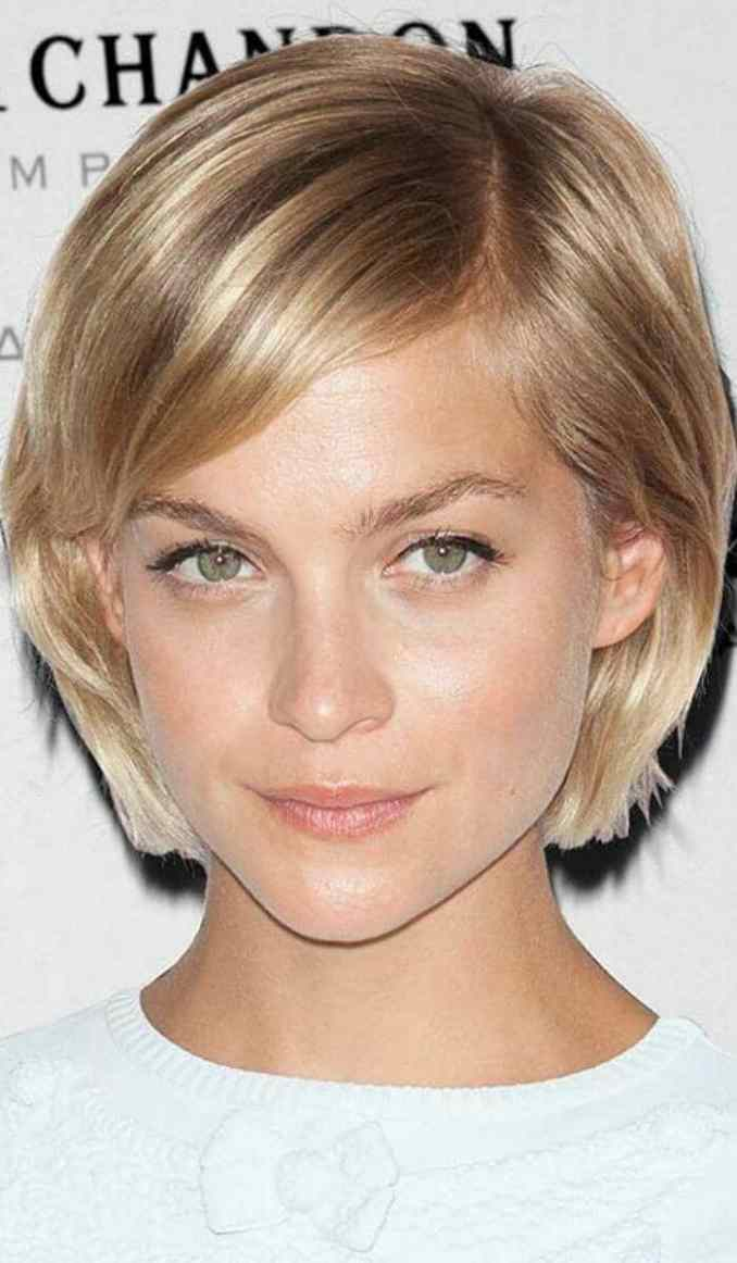 Image Result For Haircuts Short In The Back Long In The Front