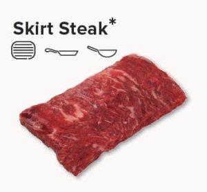 skirt-steak
