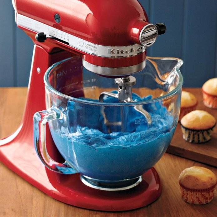professional stand mixer