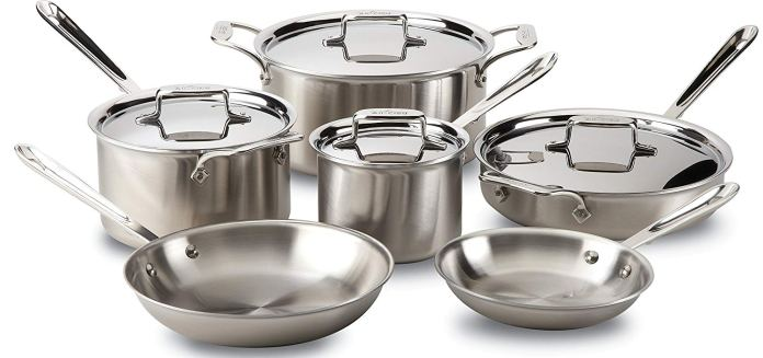 all-clad-cookware-set