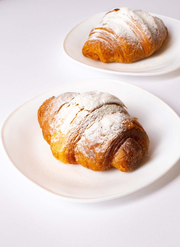 butter substitutes for croissants