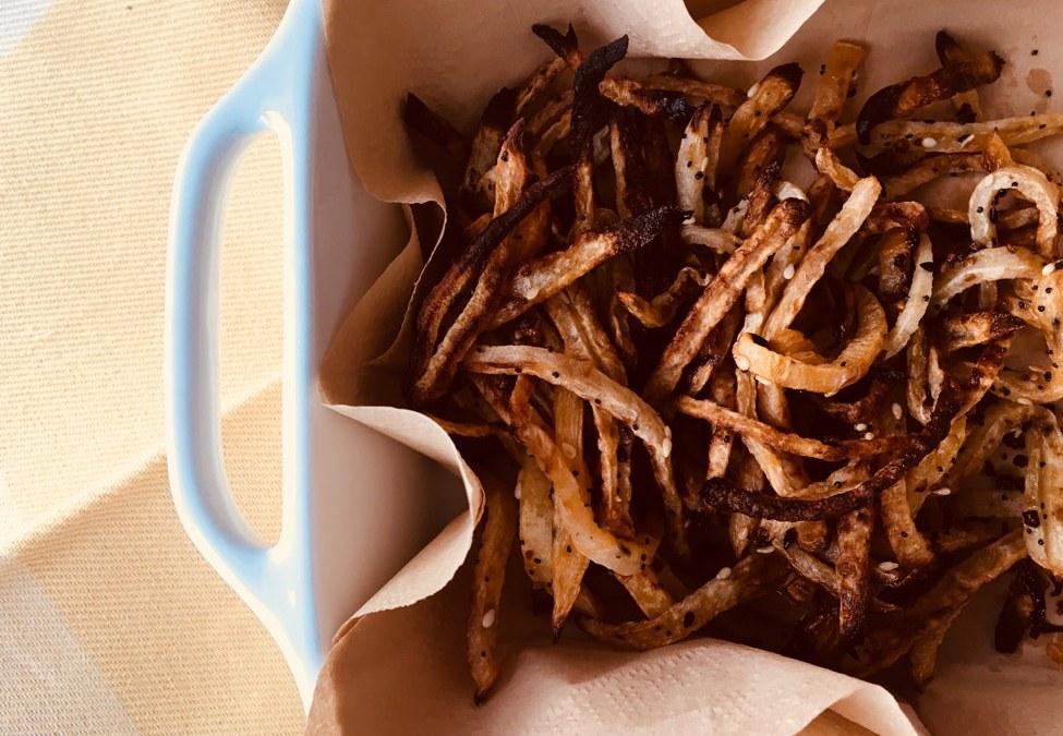 Everything Rutabaga Fries