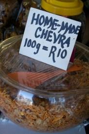 street snack: Chevra