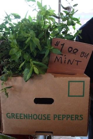 $1 Mint bunch