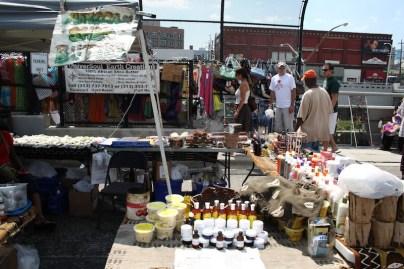 More vendors on the Bridge