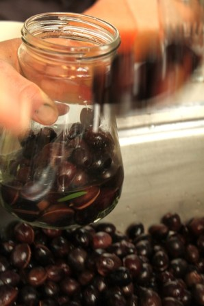 How to Cure Homemade Olives