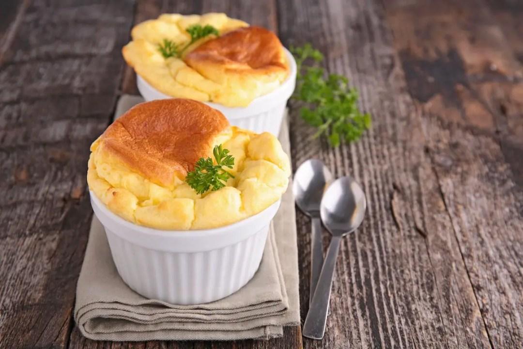 Julia Child's Recipe for Cheese Soufflé