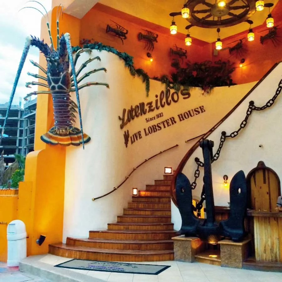 Lorenzillos Live Lobster House, Cabo San Lucas Marina