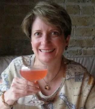 Sue Reddel, Co-founder of Food Travelist