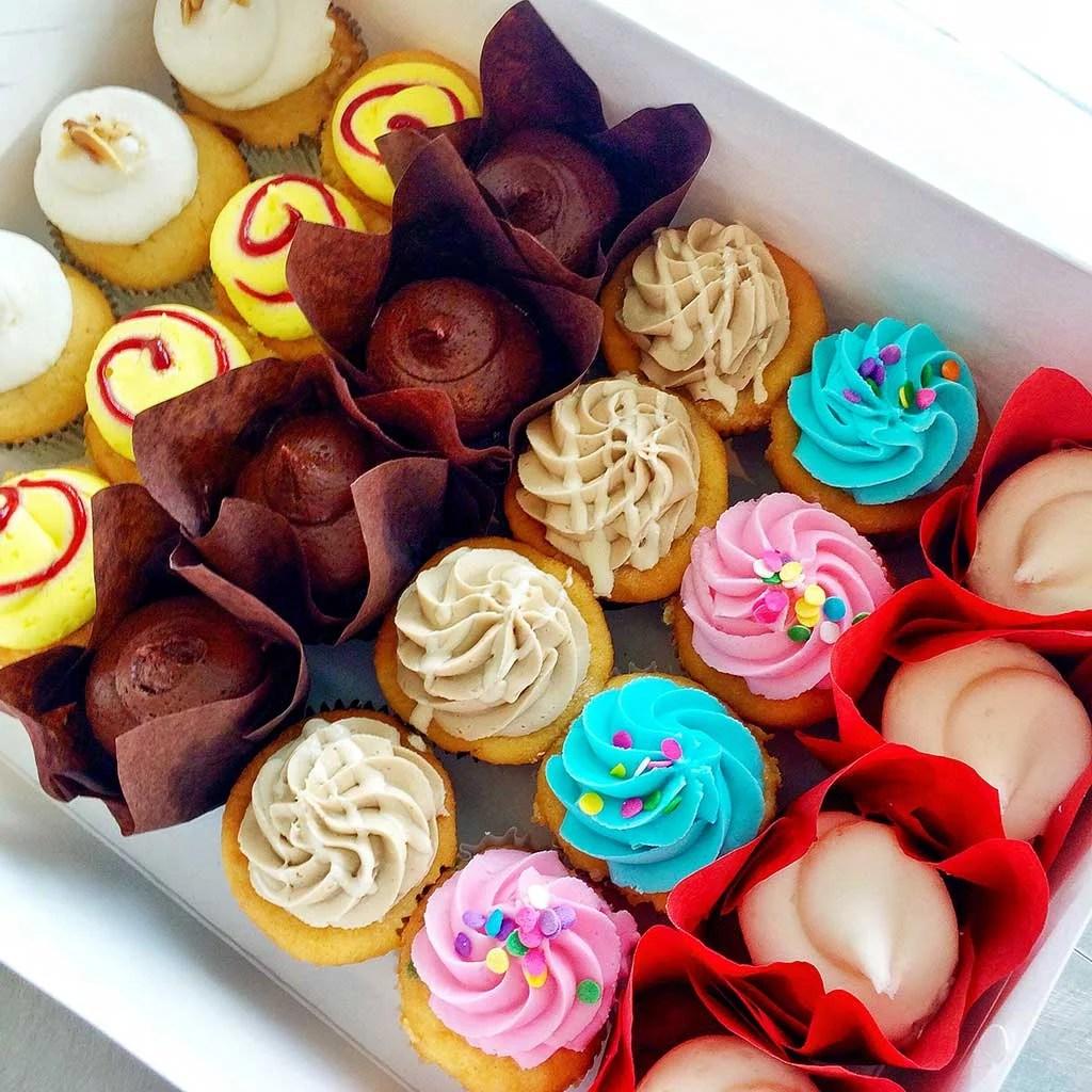 Classy Girl Cupcakes | TheCulinaryTravelGuide.com