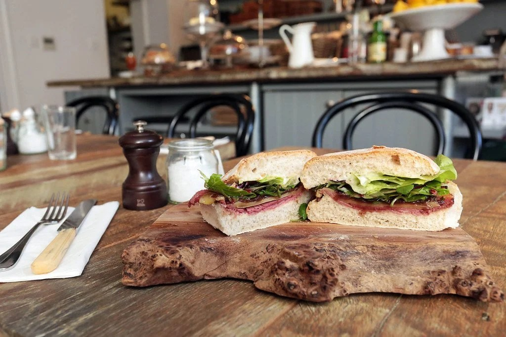 The Waterford Blaa at Hatch & Son | TheCulinaryTravelGuide.com