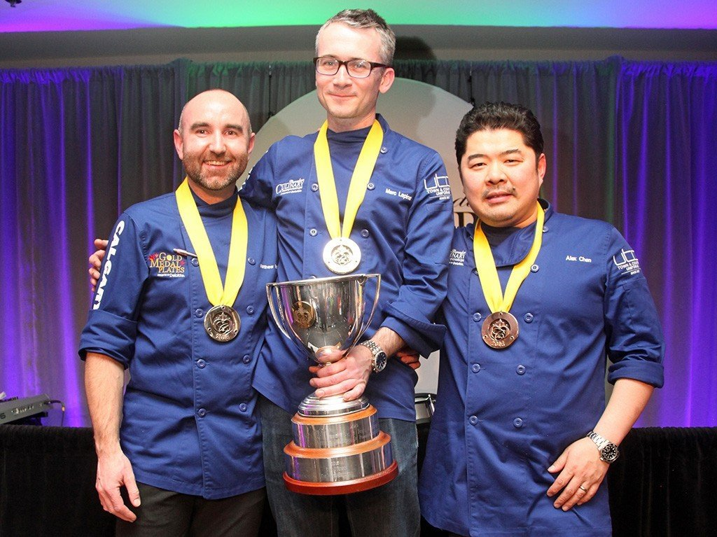 A Gold Medal Night at the Canadian Culinary Championships Grand Finale
